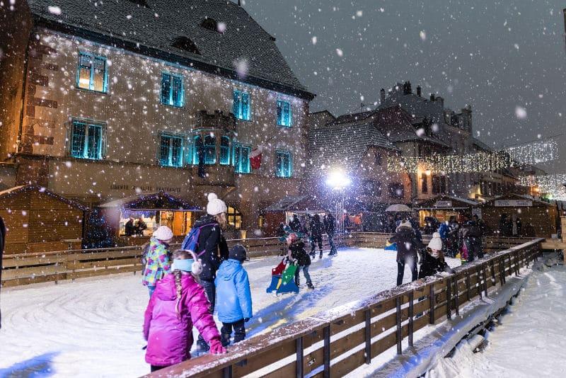 Marché de Noël, Guebwiller, Alsace
