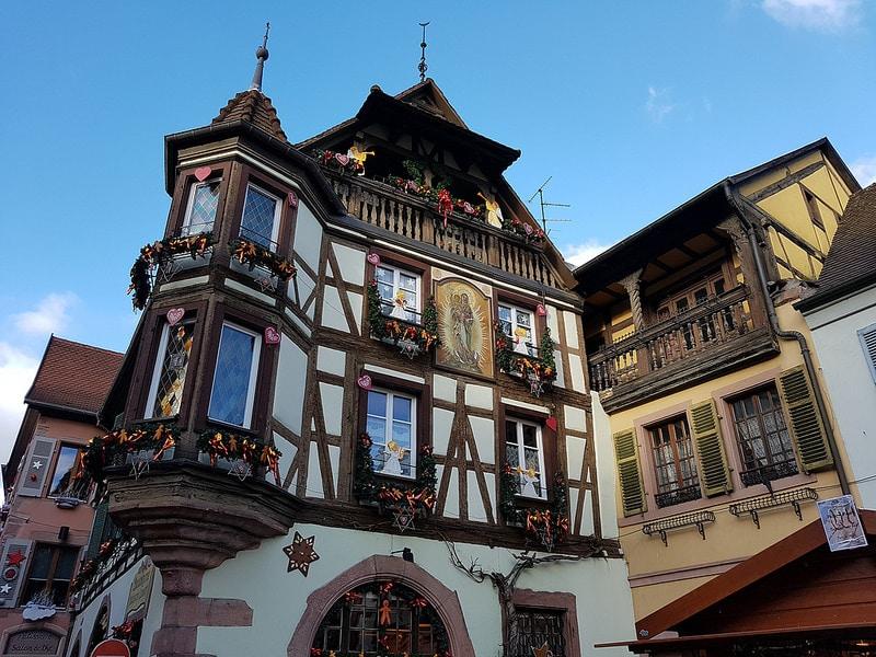 Marché de Noël, Kayserberg, Alsace