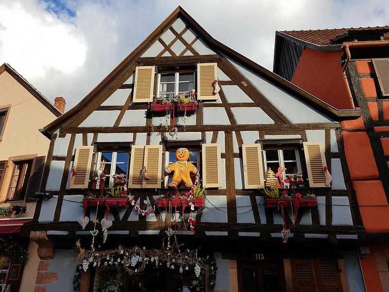 Marché de Noël, Kaysersberg
