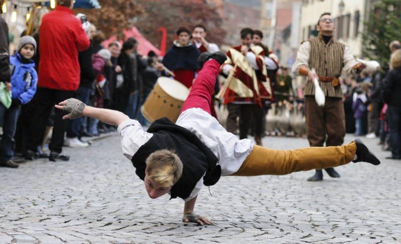 Marché de Noël, Molsheim, Alsace