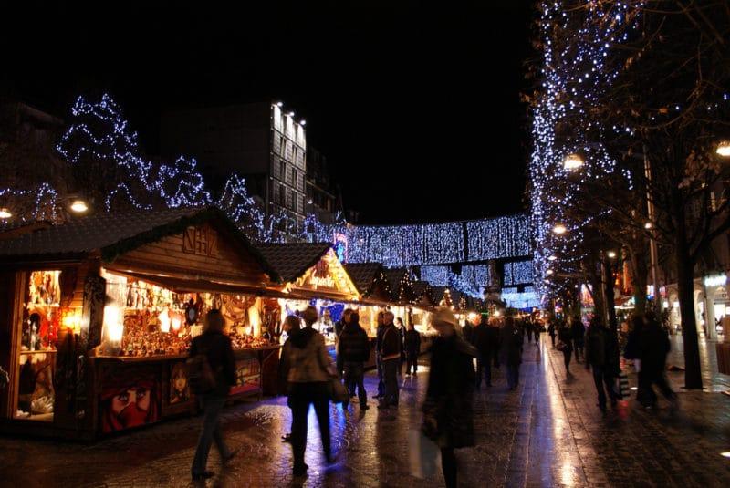 Marché de Noël, Reims