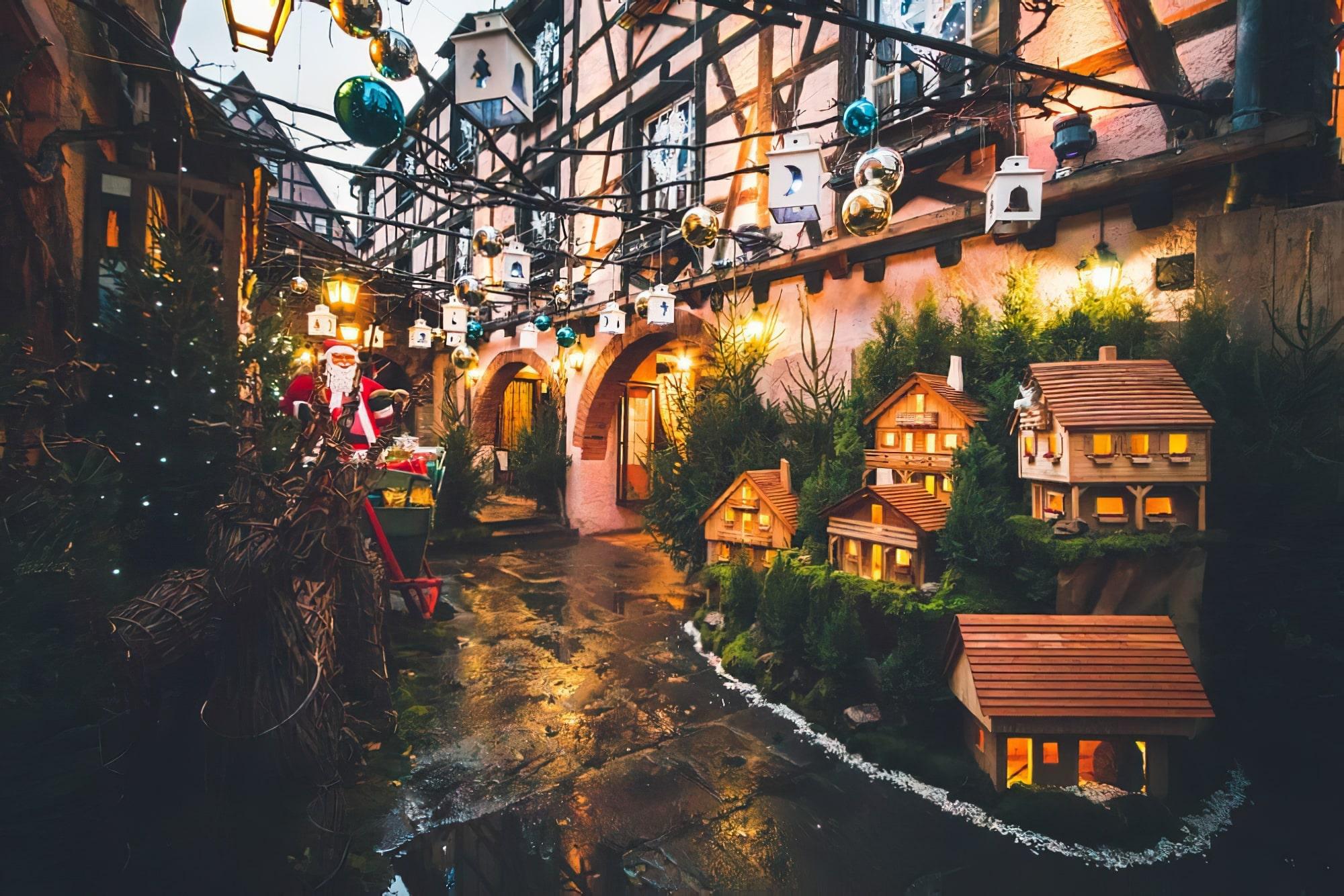 Les 10 plus beaux marchés de Noël en Alsace
