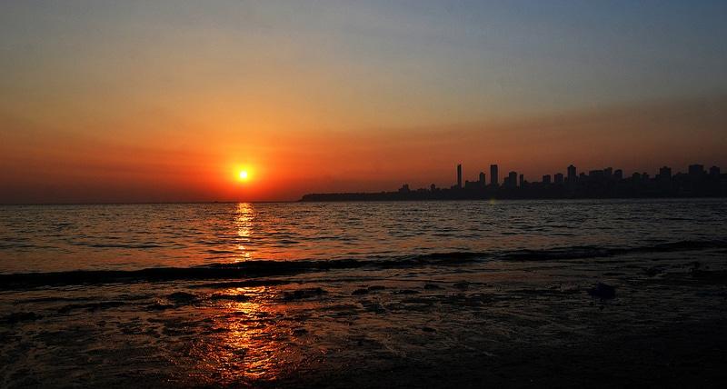 Marina Drive, Mumbai (Bombay)