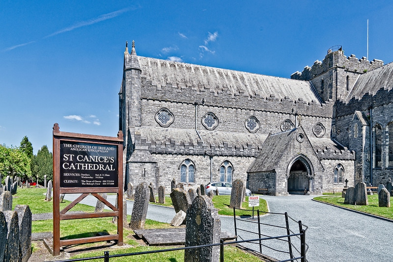St Canice Church, Eglise, Medieval Mile, Kilkenny