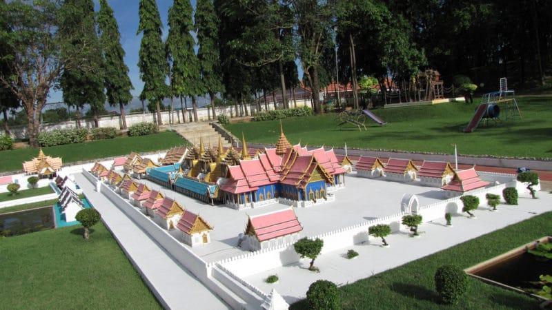 Mini Siam, Pattaya
