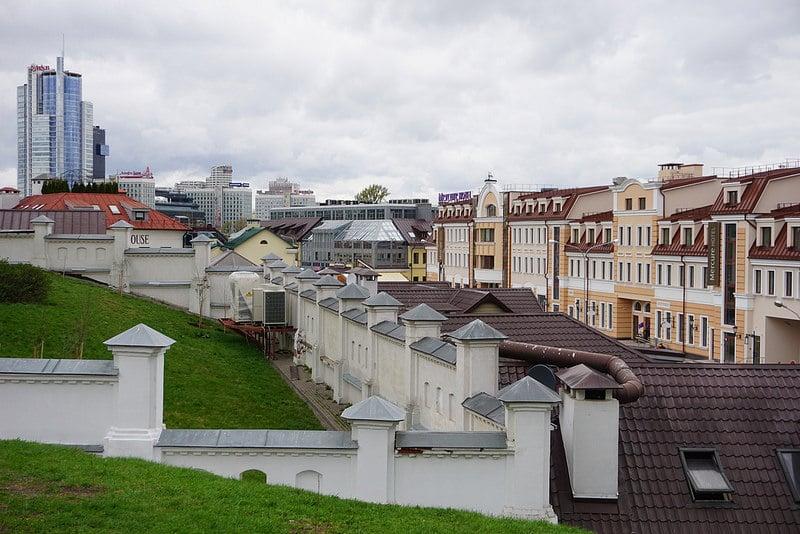 Centre ville, centre historique, Minsk