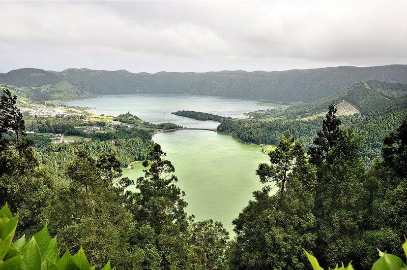Mirador Point de vue du Roi, Sete Cidades, Açores
