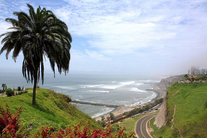 Quartier Miraflores, Lima