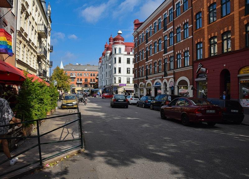 Möllevången, Malmö