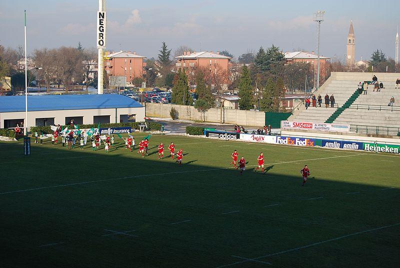 Stadio Comunale di Monigo, Trévise