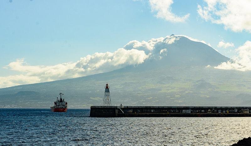 Pico, montagne, Açores