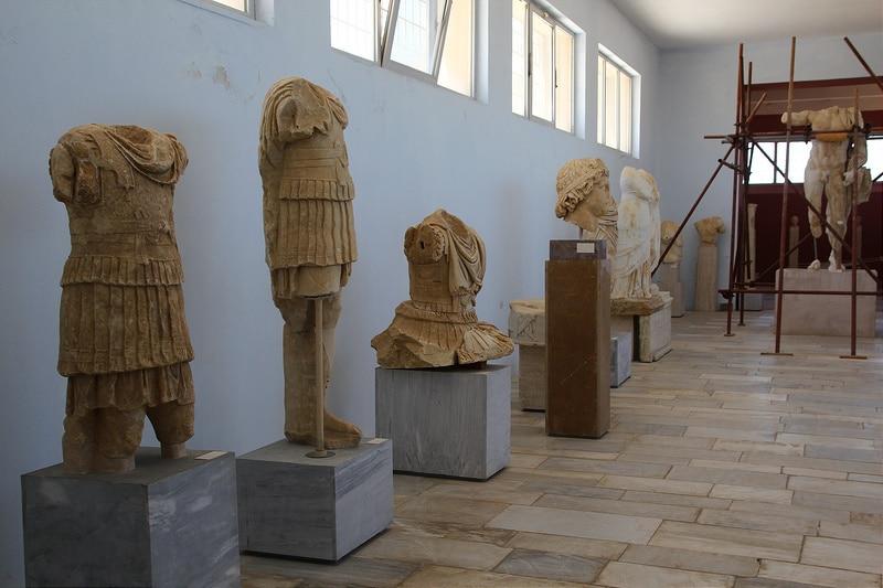 Musée archéologique, Délos