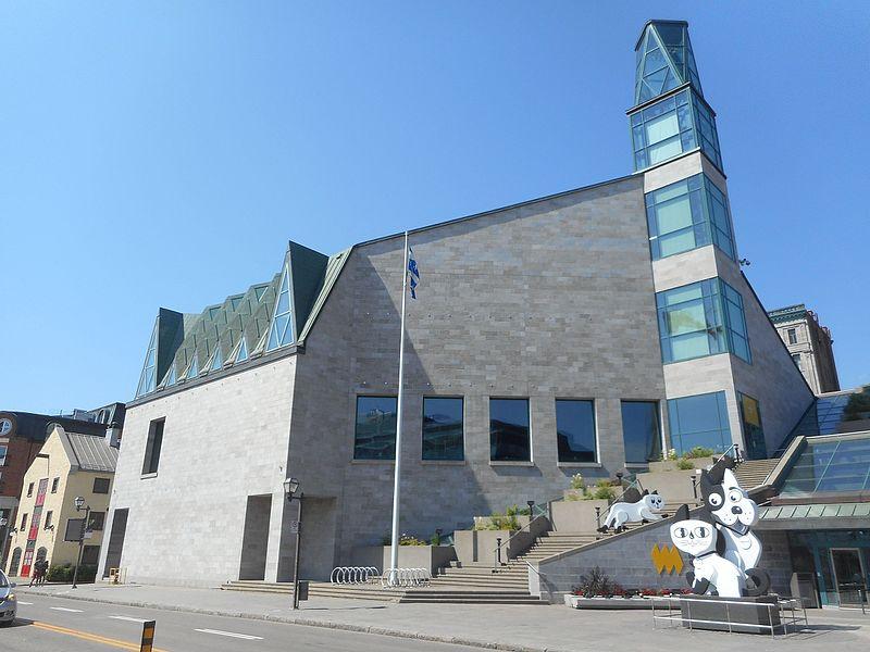 Musée de la civilisation ville quebec