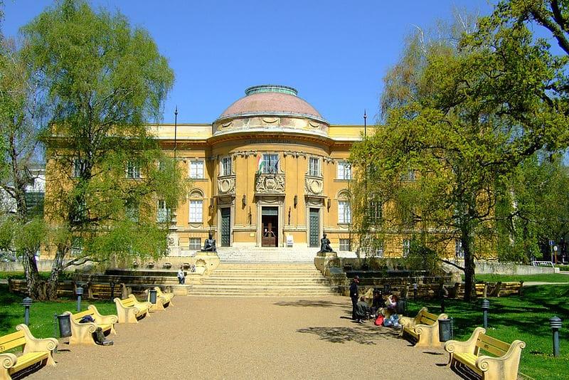 Musée Déri, Debrecen, Hongrie