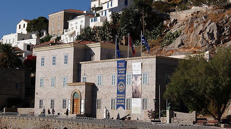Musée d'Archives historiques, Hydra, Grèce