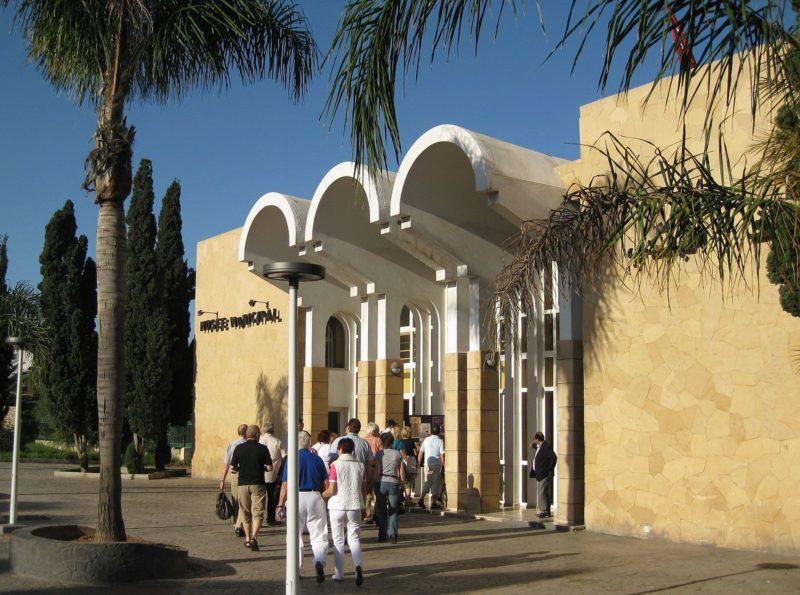 Musée municipal d'Agadir, Maroc