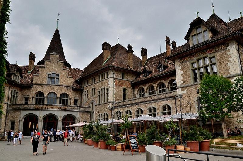 Musée National Suisse, Zurich