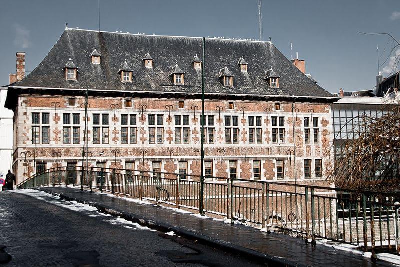 Anciennes Halles à la Chair, Centre historique, Namur