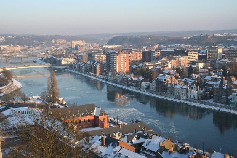 Grognon, Namur