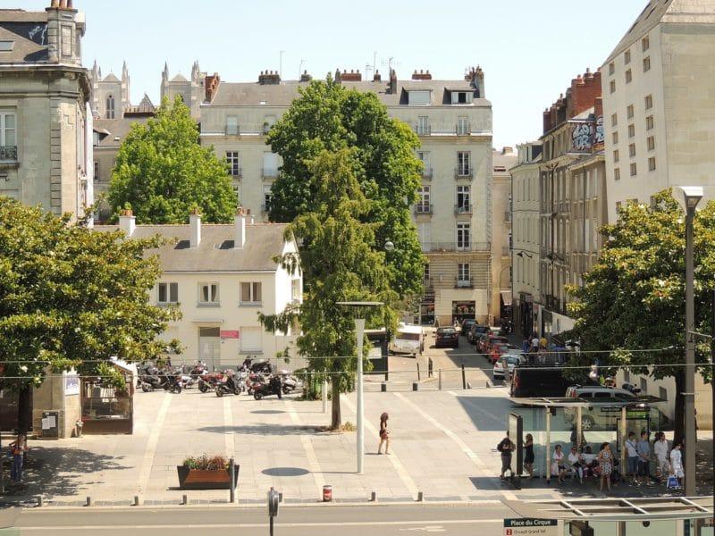 Centre-ville, Nantes