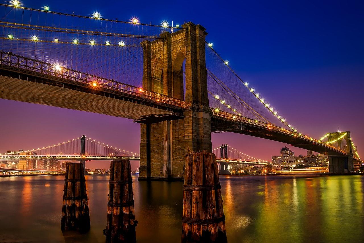 Vols A/R pour New York dès 228€ !!