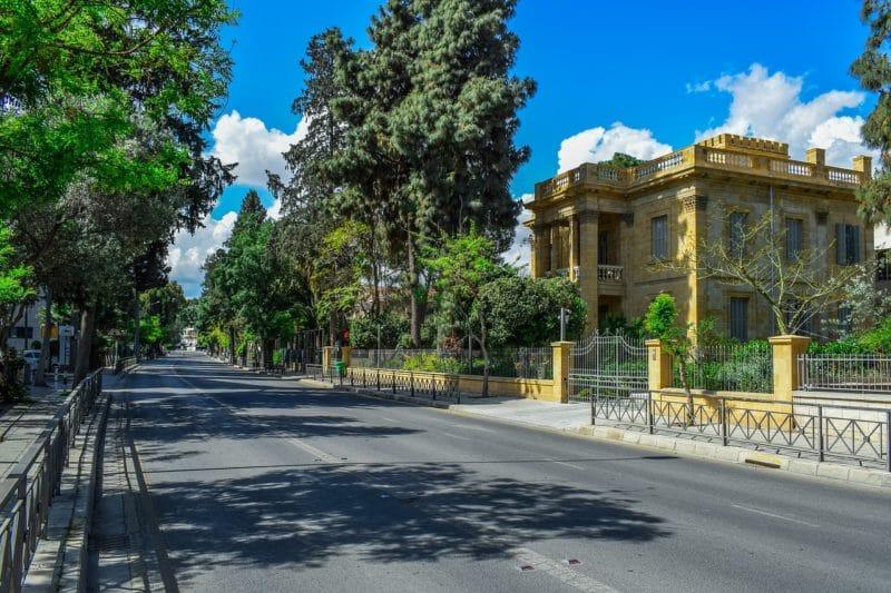 Partie Sud, Nicosie, Chypre