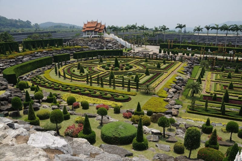 Jardin botanique Nong Nooch, Pattaya