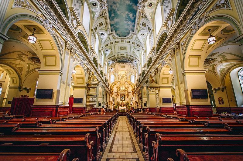 Basilique cathédrale Notre-Dame-de-Québec, Québec City