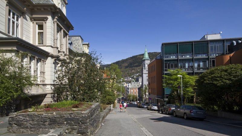 Nygårdshøyden, Bergen