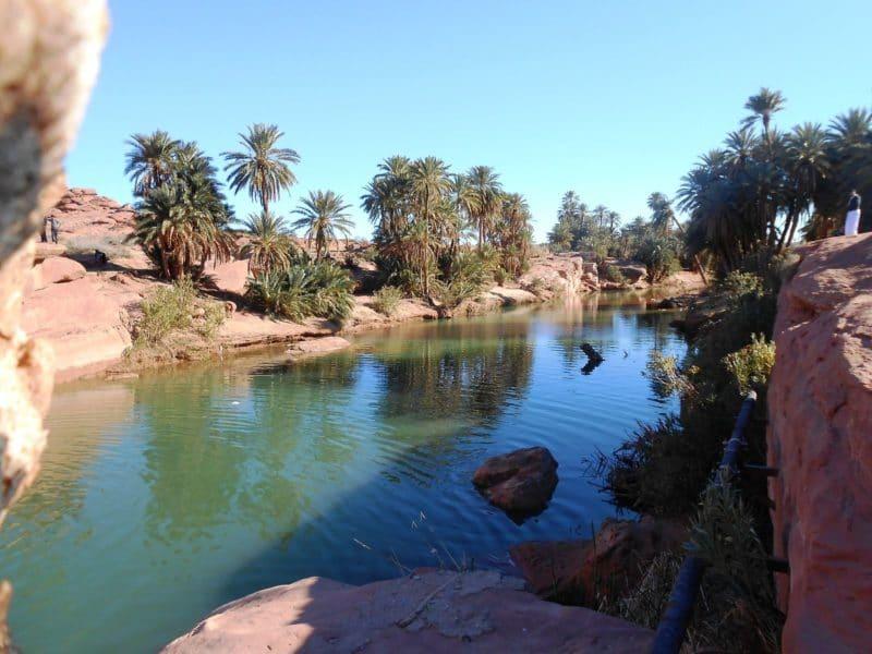 Oasis de Tiout, Taroudant, Agadir