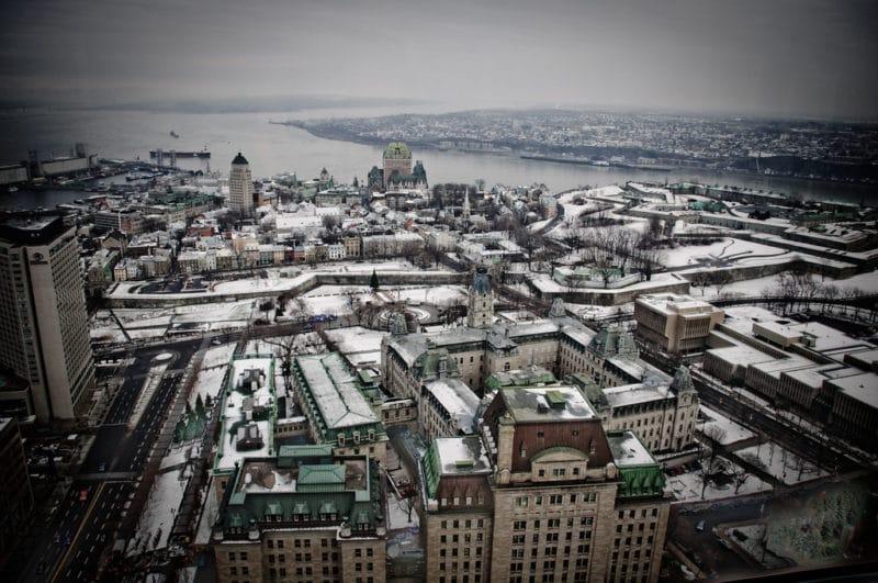 Observatoire de la Capitale, Québec City