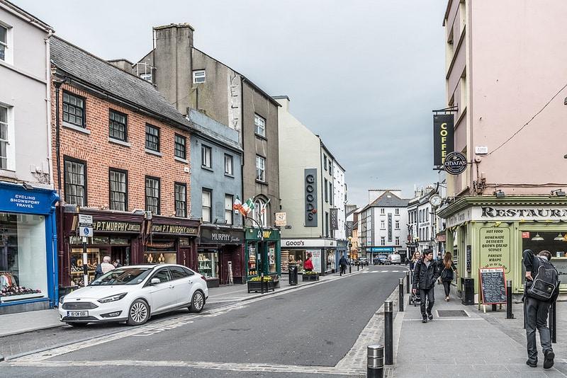Centre historique, Kilkenny