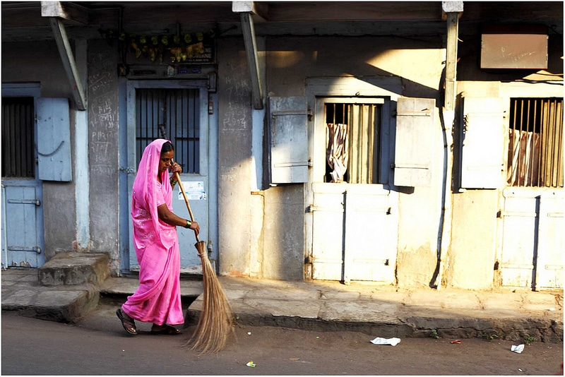 Vieille ville, Pune