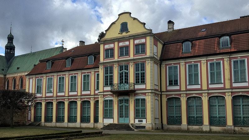 Palais des Abbés, Oliwa, Gdańsk