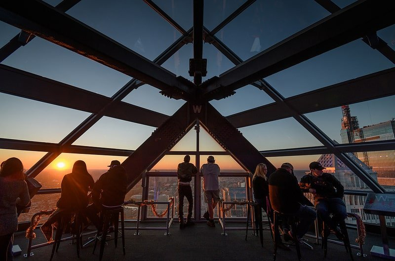 One Liberty Observation Deck, Philadelphie