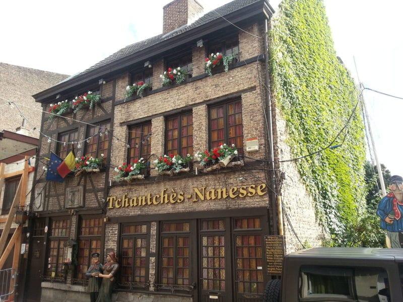 Quartier Outremeuse, Liège