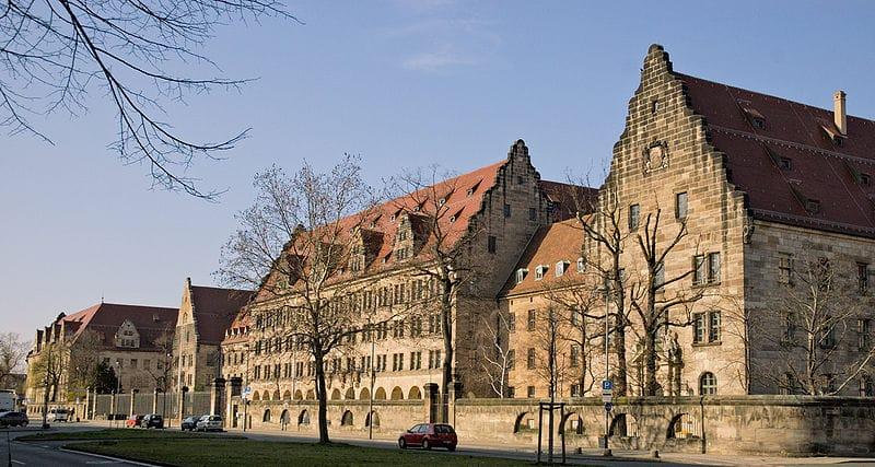 Palais de justice, Nuremberg