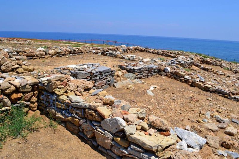 Site archéologique de Palmari, Skyros