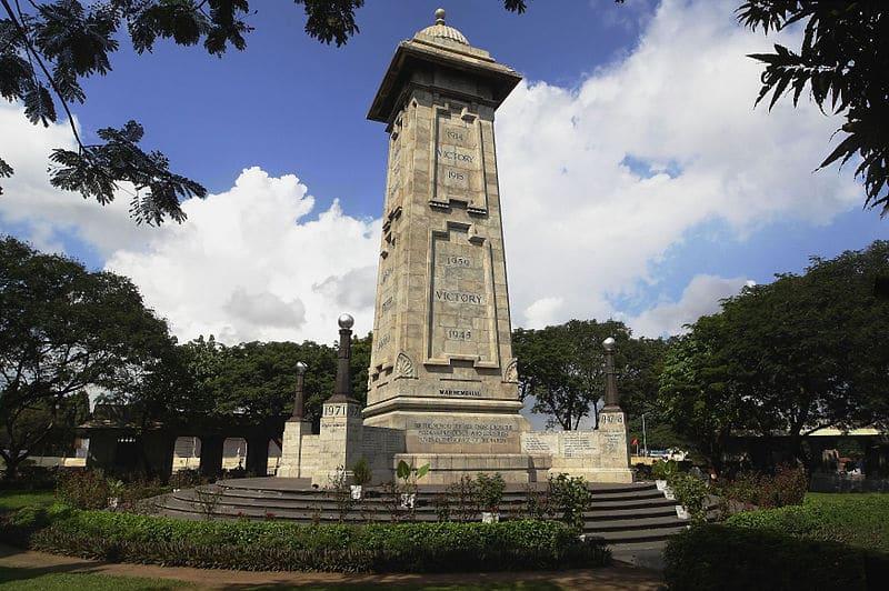 Victory War Memorial, Park Town, Chennai