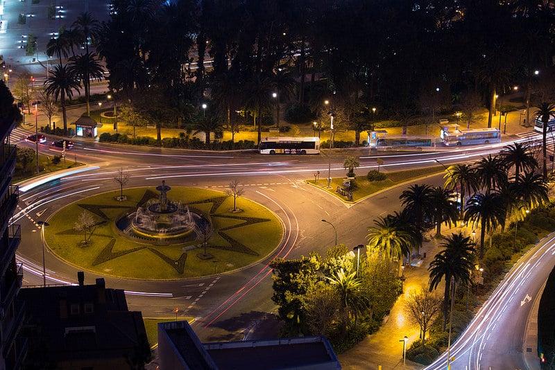 Stationnement gratuit, Malaga