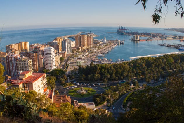 Parking pas cher à Malaga : où se garer à Malaga ?