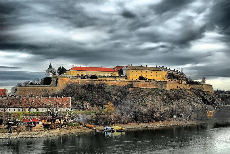 Forteresse Petrovaradin, Novi Sad