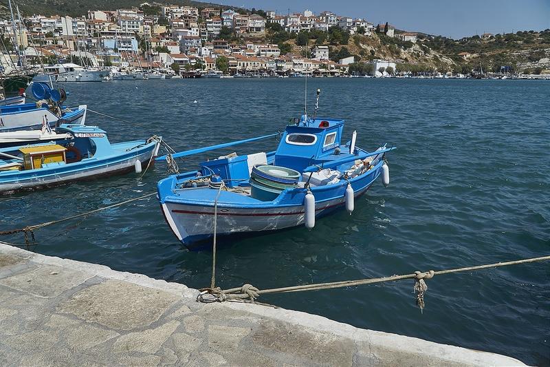 Loger à Pythagorion, Samos