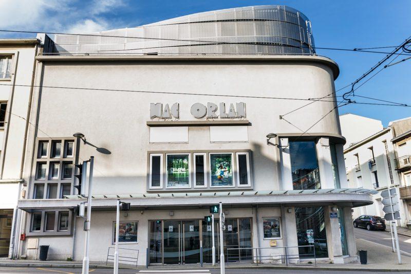 Salle Mac Orlan, Brest