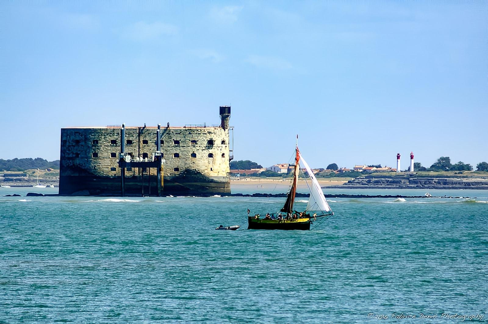 Fort Boyard, Saint-Georges d'Oléron
