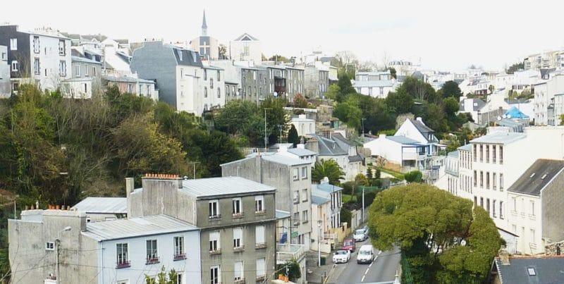 Quartier Saint-Marc, Brest