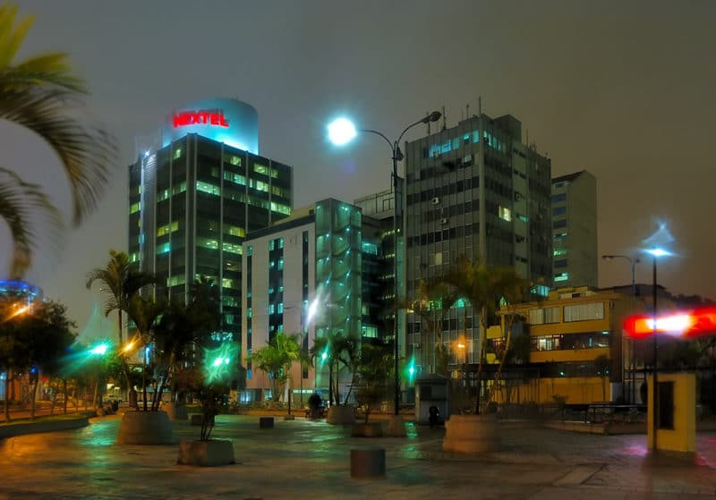San Isidro, Lima