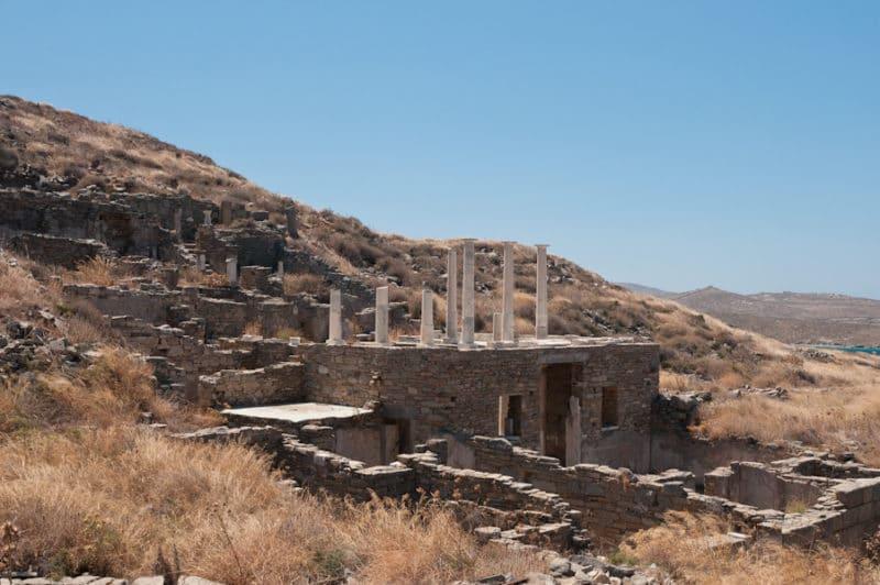 Sanctuaire d'Apollon, Délos