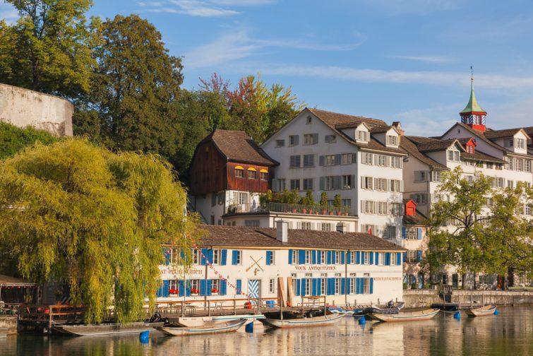 Quartier Schipfe, Zurich