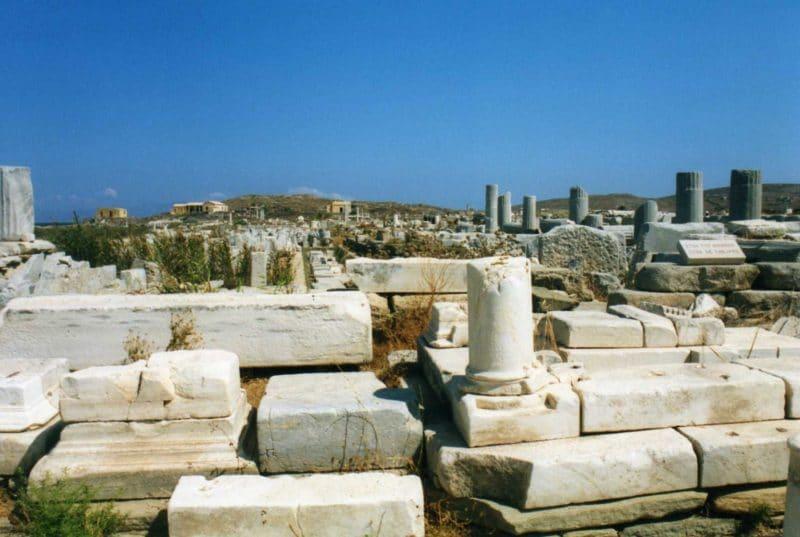 Site de Délos